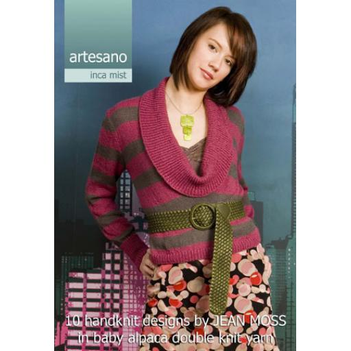 Artesano Art004: Inca Mist