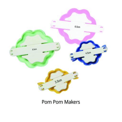 KnitPro Rejoice Pom pom makers