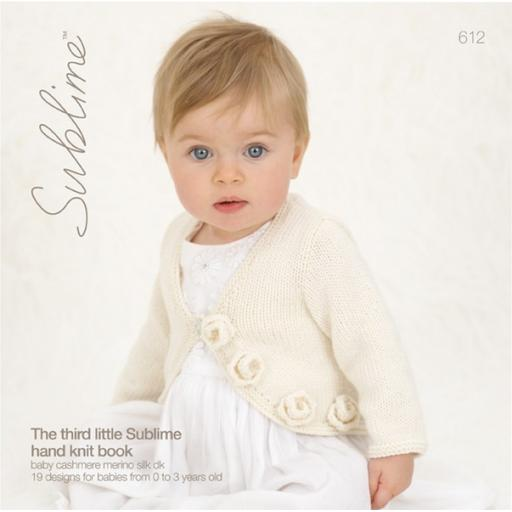 Sublime 612: The third little Sublime hand knit book