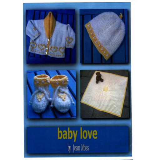 Artesano Art003: Baby Love by Jean Moss
