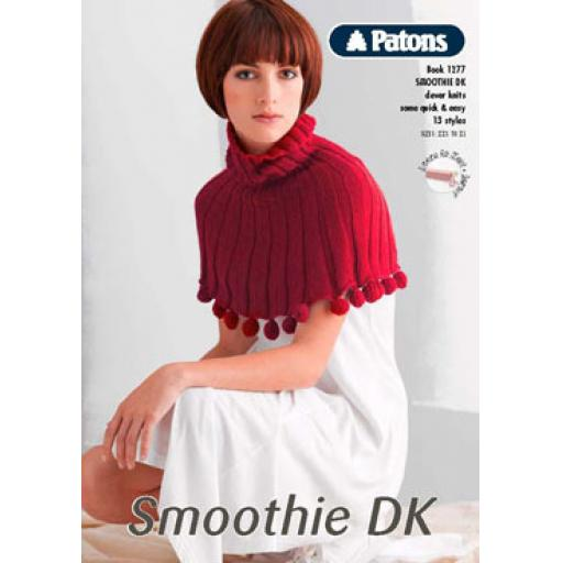 Patons 1277: Smoothie DK