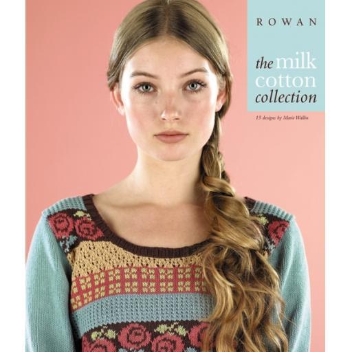 Rowan ZB79: The Milk Cotton Collection