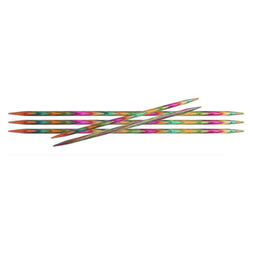 Knitpro Symfonie wood DPNs: 15cm