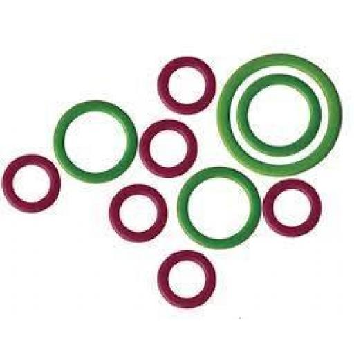 KnitPro Mio Ring Stitch Markers