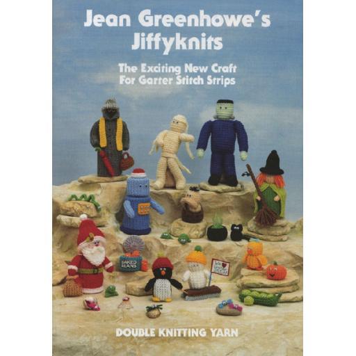 Patons 22: Jean Greenhowe's Jiffy Knits