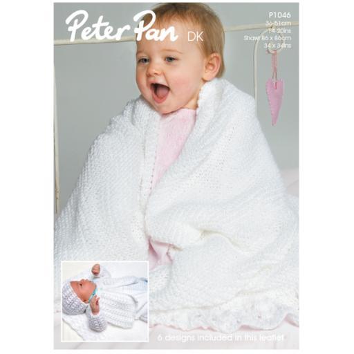Wendy Peter Pan P1046:6 designs for babies in DK