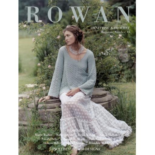 Rowan ZM43: Magazine 43