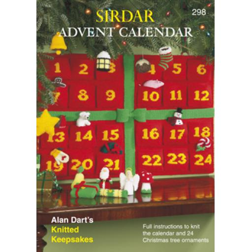 Sirdar 298: Advent Calender