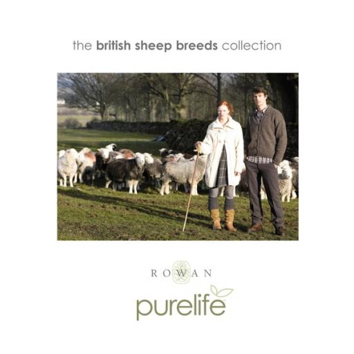 Rowan ZB76: The British Sheep Breeds Collection