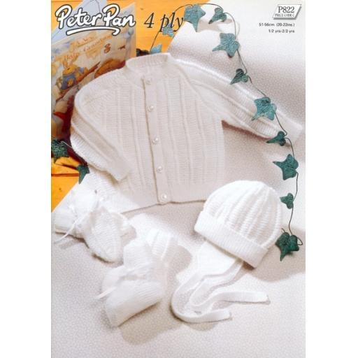 Wendy Peter Pan P822: Babies' outdoor set