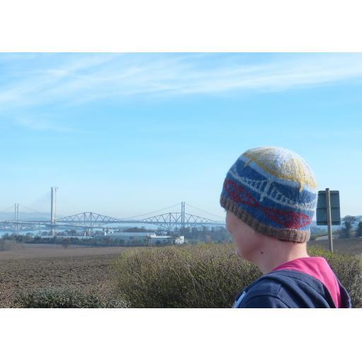 Three Forth Bridges Hat Kit