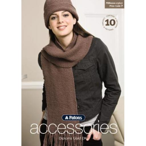 Patons 3627: Accessories