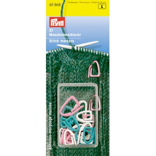 Prym Accessories: Stitch markers
