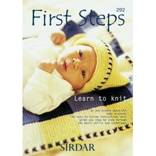 Sirdar 292: First Steps