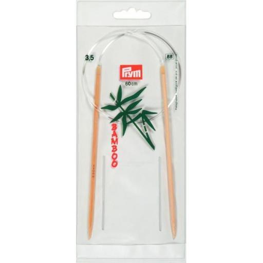 Prym circular bamboo: 60cm