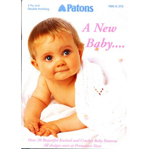 Patons 370: A New Baby