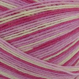 West Yorkshire Spinners Signature 4ply Sock Striping