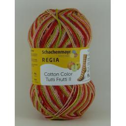 Regia Cotton Tutti Frutti Colour