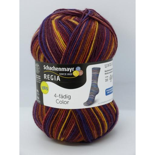 Regia Colour 4ply 100g