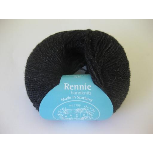 JC Rennie Supersoft Lambswool 4ply - 50g