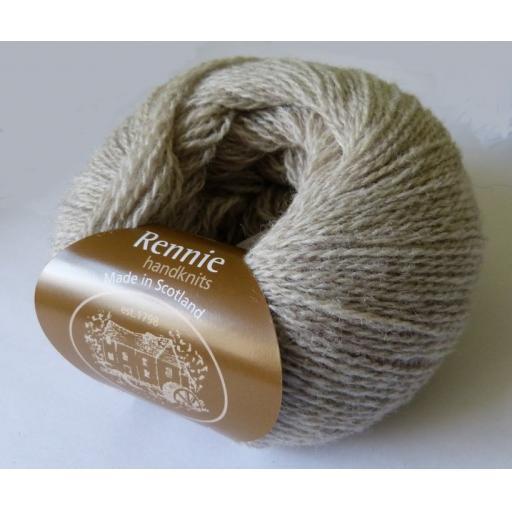 JC Rennie Unique Shetland 4ply